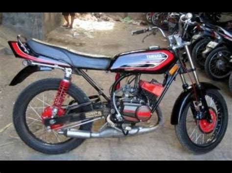 Yamaha Rx Spesial Modifikasi by Yamaha Rx Special Gemoto Exhaust Doovi