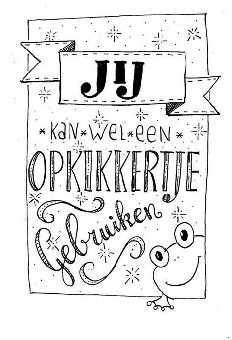 Kleurplaat Gecondoleerd by Een Opkikkertje Groep Kikkers Op Bladeren Waterlelie