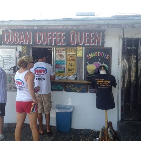 Our quiet and charming inn is the perfect place to come and relax and escape the hustle and bustle of everyday life. Photos at Cuban Coffee Queen - Coffee Shop in Key West