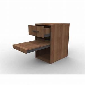 Meuble à Tiroir : meuble tiroir et tablette coulissante sur mesure ~ Melissatoandfro.com Idées de Décoration