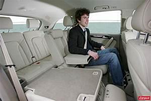 Audi Q7 Interieur : audi q7 vie bord ~ Nature-et-papiers.com Idées de Décoration