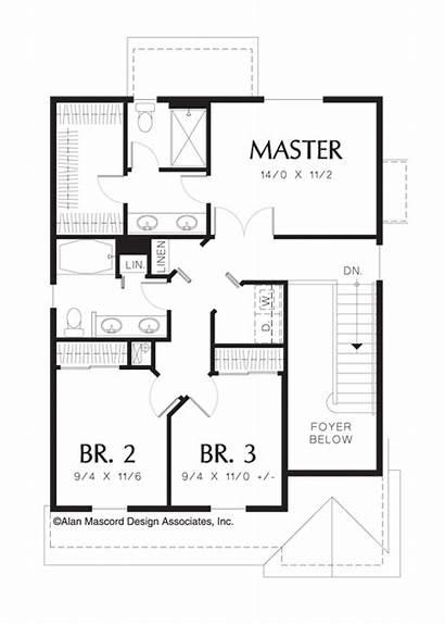 Cottage Monroe Plan Floor Plans