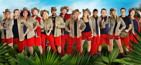 Celebrities - I'm A Celebrity...Get Me Out Of Here