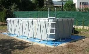 Preparation Terrain Pour Piscine Hors Sol Tubulaire : abri piscine tubulaire ~ Melissatoandfro.com Idées de Décoration
