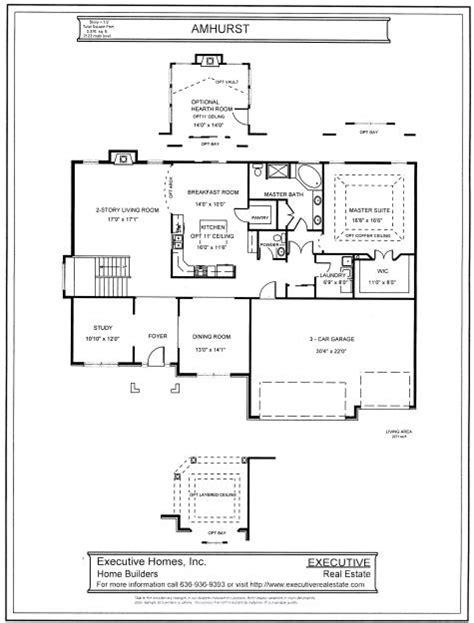 story floorplans