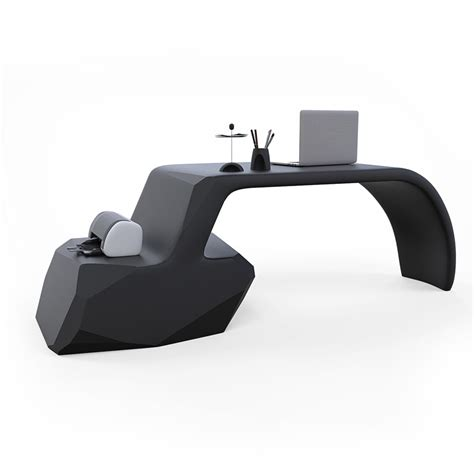 scrivania ufficio design scrivania da ufficio design moderno gush made in italy
