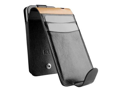 Sena Hampton Flip Leren Case Hoes Voor Iphone 44s