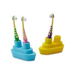 toothbrush holders for preschool koziol toothbrush holder set of 3 add a pinch of 468