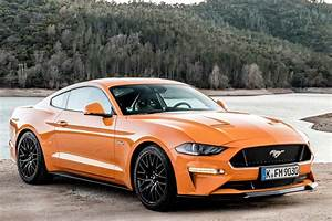 Fiche technique Ford Mustang V8 GT 2020