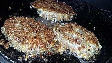 cuisiner un steak haché recette de steak haché pané a l 39 italienne
