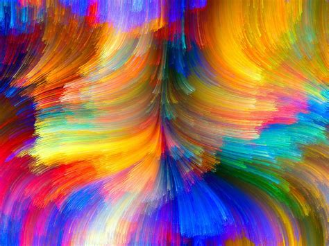 belles couleurs abstraites haute qualite fond decran
