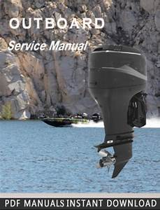 Free Mercury 75 Hp 90 Hp Outboard Service Manual Download