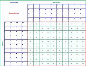 football pool template 21 free word excel pdf With football square board template