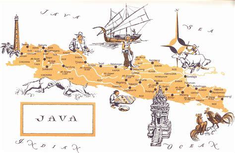 map  java indonesia indonesia pinterest java