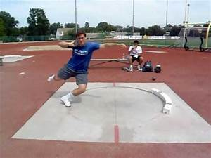 Shot PUT Spin TECHNIQUE??? - YouTube