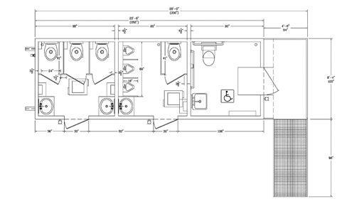 Simple Ada Bathroom Dimensions : Phobi Home Designs   Ada