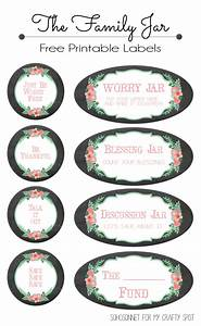 the family jar my crafty spot contributor post With jelly jar labels printable free