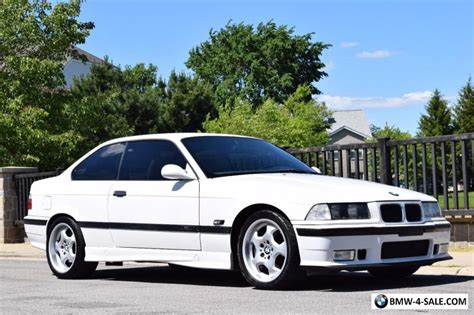 Bmw M3 1995 by 1995 Bmw M3 Base Coupe 2 Door For Sale In United States