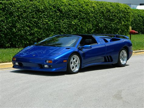 lamborghini diablo roadster hollywood wheels