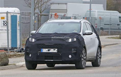 2019 Kia Sportage Facelift Gets New Ceed Headlights In