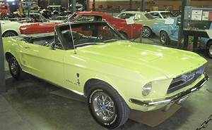 The Top 5 First-Generation Ford Mustangs