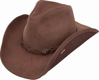 Cowboy Hat Stetson Roxbury Leather Hats Western