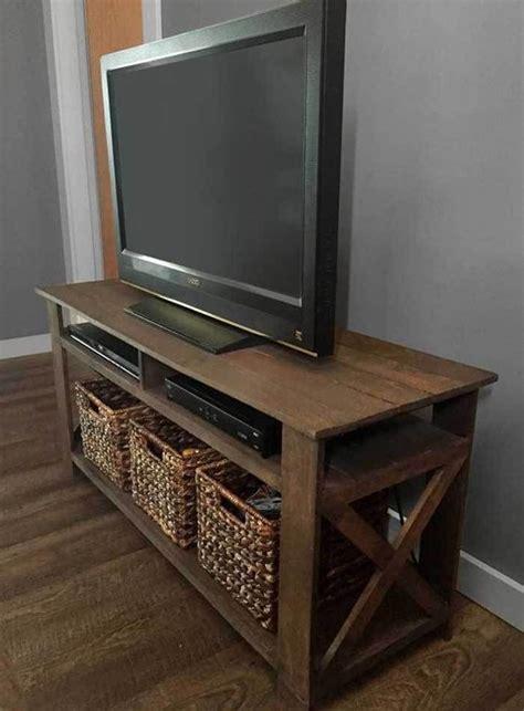 Commode En Palette by 1001 Id 233 Es Meuble Tv Palette Le Recyclage En Cha 238 Ne
