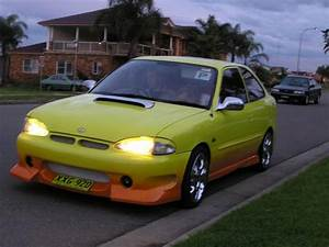 Dj Bennyk 1998 Hyundai Excel Specs  Photos  Modification