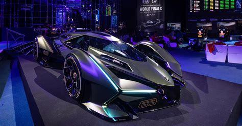 Lamborghini Lambo V12 Vision Gran Turismo Unveiled in ...