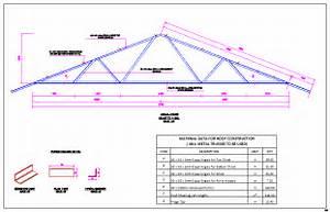 Truss DWG Block for AutoCAD • Designs CAD