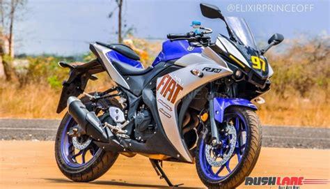 Yamaha R3 Gets Modified To Look Like R1 M Race Machine