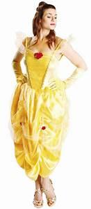 Deguisement Princesse Disney Adulte : d guisement belle adulte princesse la belle et la b te ~ Mglfilm.com Idées de Décoration
