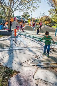 Riis Park Playground Design in Chicago. Site Design Group ...
