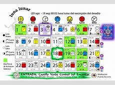 Calendario Maya 13 Lunas Kin takvim kalender HD
