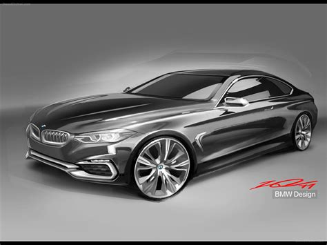 Bmw Concept 4 Series Coupe 2013 Exotic Car Wallpapers #26