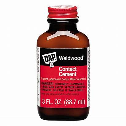 Cement Dap Glue Weldwood Oz Rubber Fl