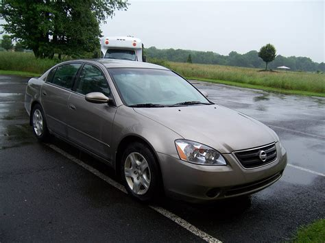 Nissan Altima 2003 by 2003 Nissan Altima Pictures Cargurus