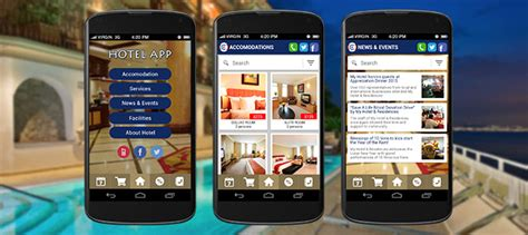 Booking Mobile by Buy Hotel Booking Android App Business And Travel