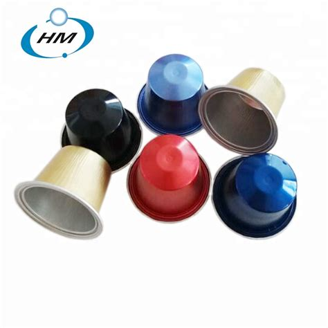 empty coffee capsule china coffee machinecoffee capsules manufacturers  supplier hm