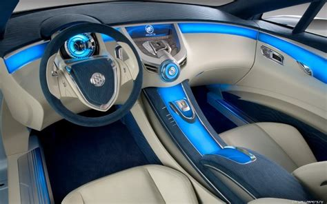 The New 2016 Buick Riviera Interior Dashboard .