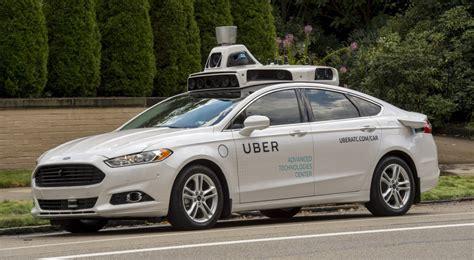 Uber Self-driving Car In Pittsburgh