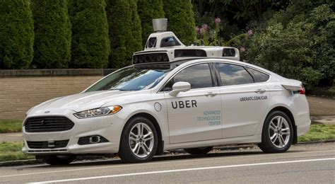 Uber Selfdriving Car In Pittsburgh Review, Photos