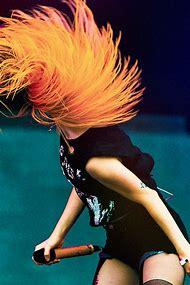 Hayley Williams Hair Flip