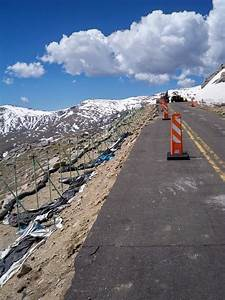 Mount Evans Road To Open Late