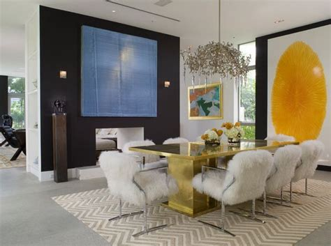 Unique Dining Room Layouts