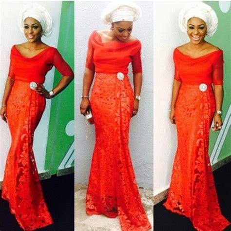 Fashion Gallery: wedding guest aso ebi amillionstyles13