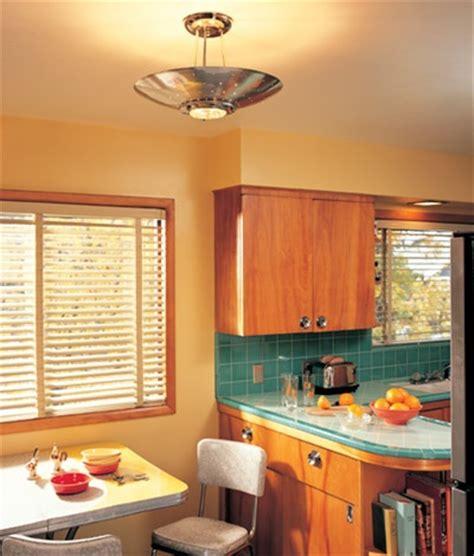 mid century modern kitchen lighting the mid century modern kitchen stunningly recreated by 9167