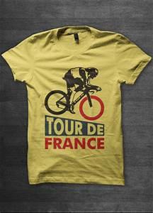 Light Blue Cotton T Shirt Tour De France Cycling Mens T Shirt Magik City Cool T