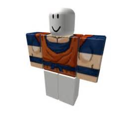 Roblox Goku Shirt Black