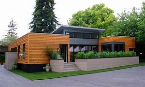 prefab shipping container homes builders : Modern Modular Home